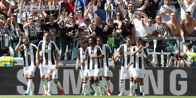 Serie A Juventus-Crotone 3-0, il tabellino
