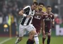 Juventus-Torino in streaming e in tv