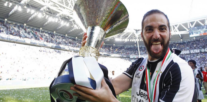 Le Foto Dei Festeggiamenti Per Lo Scudetto Della Juventus Il Post