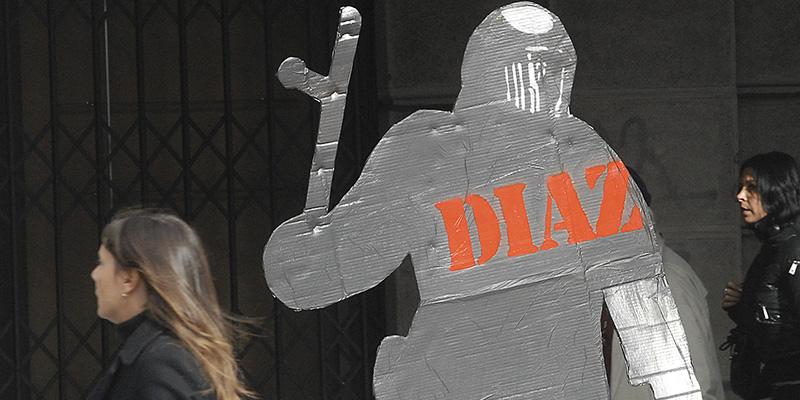 Sentenza G8 per irruzione della Polizia alla scuola Diaz