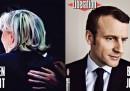 Le prime pagine francesi di oggi