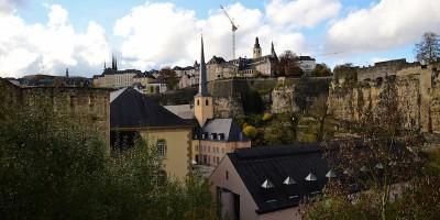 Perché c'è il Lussemburgo?