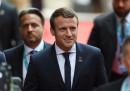Macron è partito in quarta