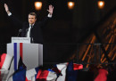 La vittoria di Emmanuel Macron in Francia
