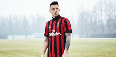 Le nuove maglie del Milan per la stagione 2017/2018