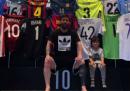 I calciatori più assurdi di cui Messi conserva la maglia