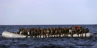 La bufala dei migranti bloccati per il G7