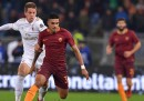 La Roma ha battuto il Milan 4 a 1 nel posticipo