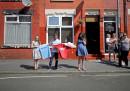 Le foto del minuto di silenzio per l'attentato di Manchester