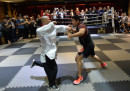 Chi vince tra un maestro di arti marziali cinesi e un lottatore di MMA?