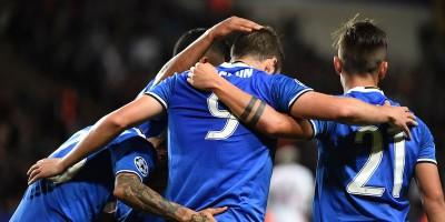 La Juventus ha vinto 2-0 contro il Monaco