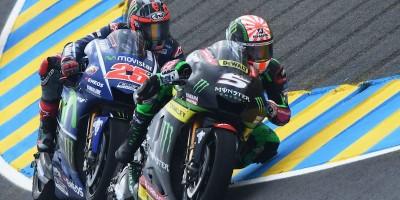 MotoGP, l'ordine di arrivo del Gran Premio di Francia