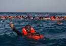 Almeno 31 morti in un naufragio in Libia