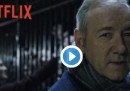 """C'è un nuovo video di """"House of Cards"""", che sta per ricominciare"""