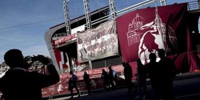 Le foto del nuovo Stadio Filadelfia di Torino