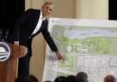 Com'è il progetto della biblioteca presidenziale di Obama