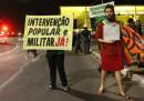 brasile proteste
