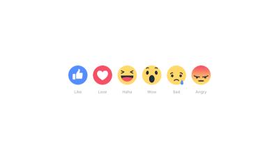 """Ora su Facebook ci sono le """"Reazioni"""" anche per i commenti"""