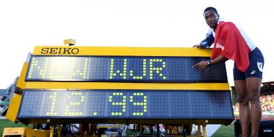 I record di atletica leggera potrebbero cambiare