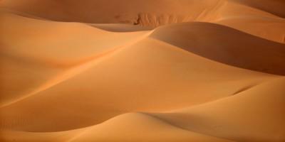 Stiamo finendo la sabbia