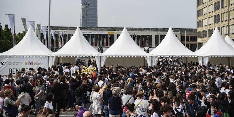 Salone Internazionale del Libro di Torino - Giornata inaugurale