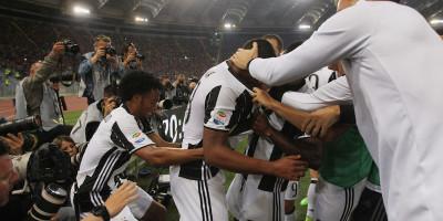 Oggi la Juventus diventa campione d'Italia se