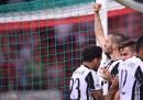 La Juventus vince il campionato se