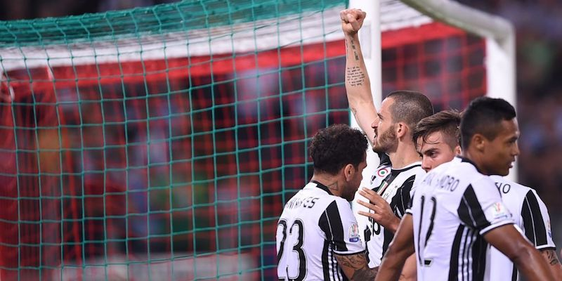 Juventus Campione d'Italia: la Festa Scudetto 2017 sui Social