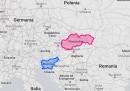 Slovenia e Slovacchia vogliono spiegarci che sono due posti diversi