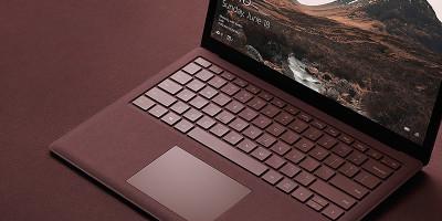 I nuovi Surface Laptop di Microsoft