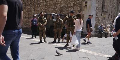 L'Italia ha sospeso Schengen fino al 30 maggio