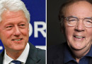 Bill Clinton sta scrivendo un romanzo con James Patterson