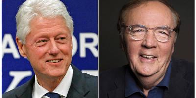 Bill Clinton sta scrivendo un romanzo con James Patterson