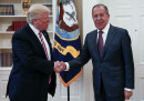 Donald Trump,Sergey Lavrov