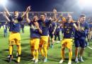 L'Hellas Verona è tornato in Serie A