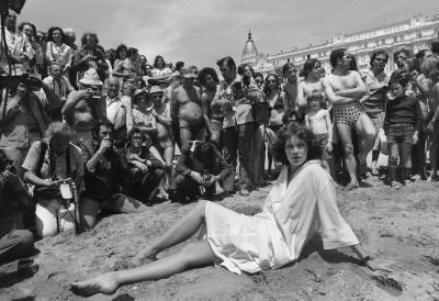 Scene ordinarie al festival di Cannes