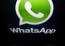 Il guaio di ieri di WhatsApp