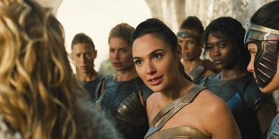 "Buone notizie su ""Wonder Woman"""