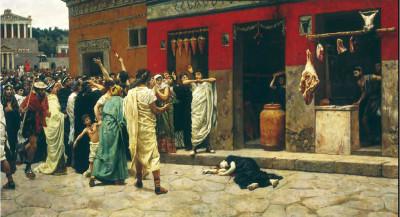 Alla legittima difesa di notte ci avevano già pensato i Romani