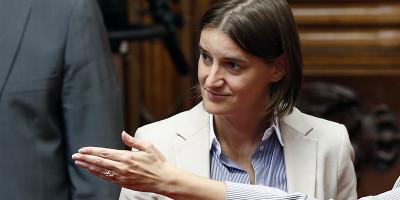 Una donna lesbica è la nuova prima ministra della Serbia