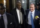 Come sta andando il processo a Bill Cosby