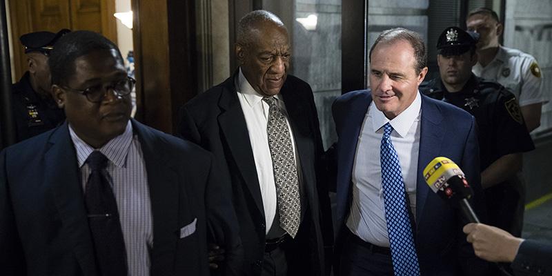 Bill Cosby è stato condannato per violenza sessuale aggravata