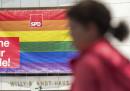 La Germania ha legalizzato i matrimoni gay