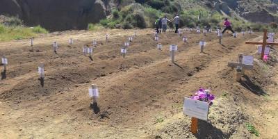 Dove vengono seppelliti i migranti