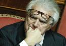 Denis Verdini dice che Renzi voleva un governo Gentiloni fragile