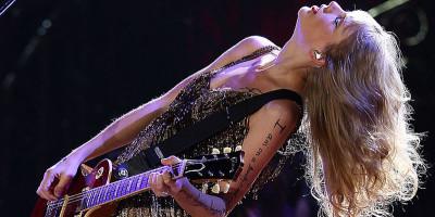 Taylor Swift può risolvere la crisi di vendite delle chitarre elettriche?