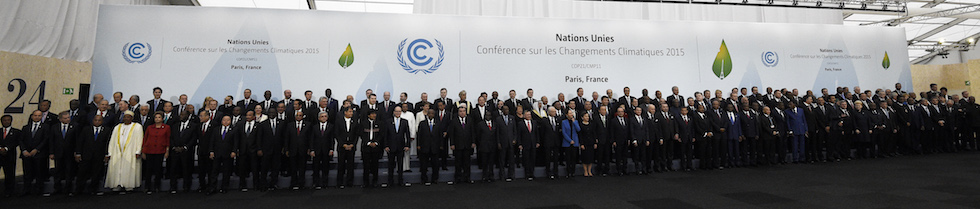 Conferenza clima Parigi
