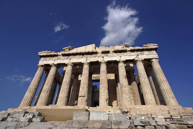 Athens Prepares For The Summer Olympic Games