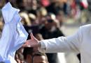 Tempi duri per i sarti vaticani