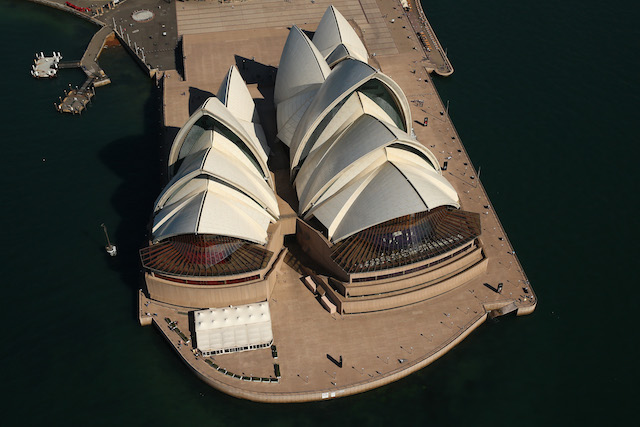 Life In Sydney From Above